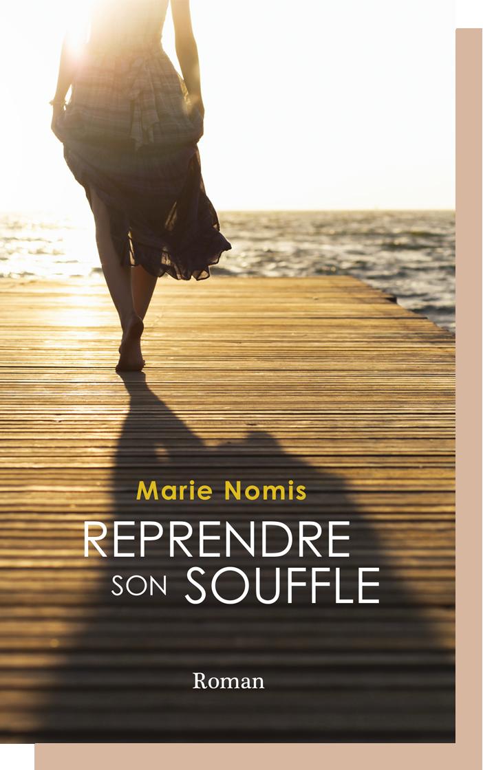 Marie Nomis - couverture reprendre son souffle