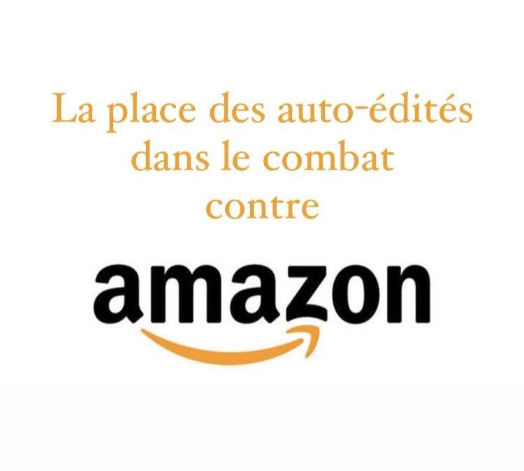La place des auto-édités dans le combat contre Amazon