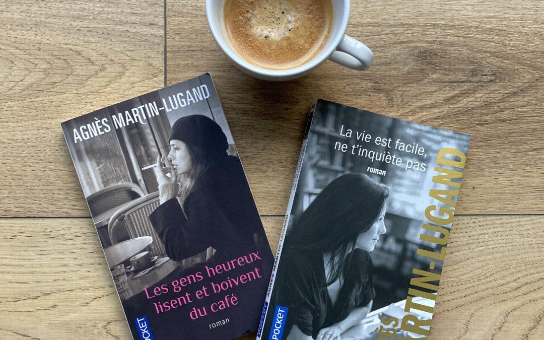 Mon ressenti sur – Agnes Martin-Lugand